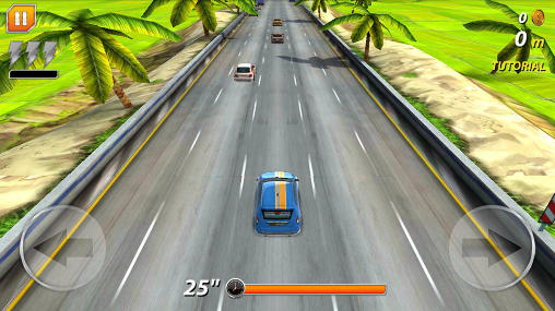 d'arcade Road: Car chase. Outta lane pour smartphone