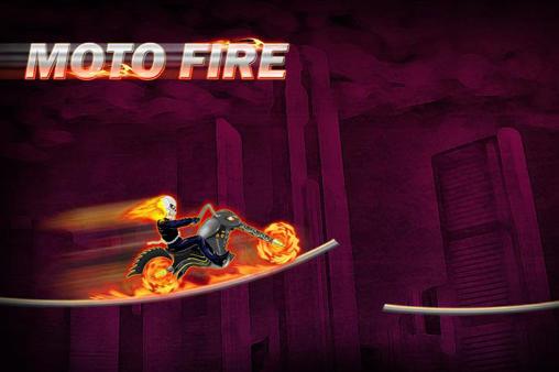 Moto fire Screenshot