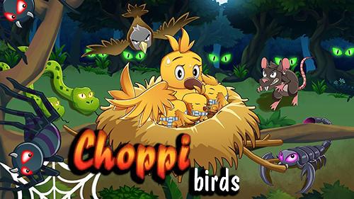 Choppi bird Screenshot