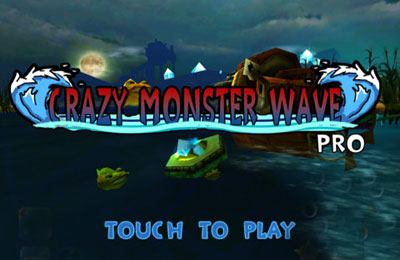 Скріншот Crazy Monster Wave на iPhone