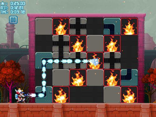 Screenshot Mighty Switch Force! Lösche es! auf dem iPhone
