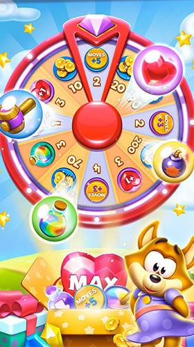 第3场比赛 Bling crush: Match 3 puzzle game英语