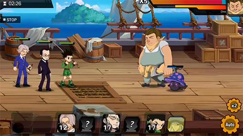 Hunter fantasy Screenshot