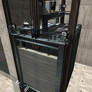Elevator simulator 3D для Android