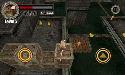 Sewer Rat Run screenshot 1