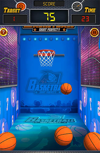 Arcade Basketball: Shooting ultimate für das Smartphone