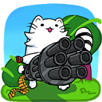 One gun: Cat icône