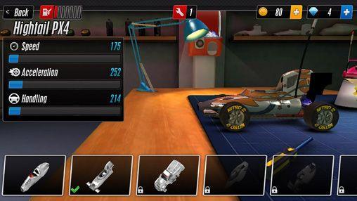 Touch Rennen 2 für iPhone