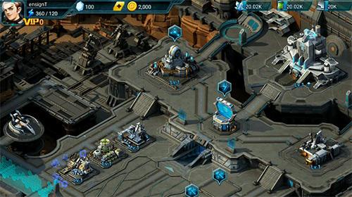 Doom blitz: War strategy für Android