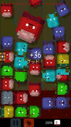 Arcade-Spiele: Lade Zombieeinmer auf dein Handy herunter