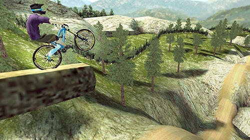 Shred! Downhill mountainbiking para Android