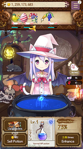 Potion maker Screenshot