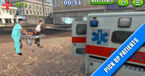 Emergency rush для Android