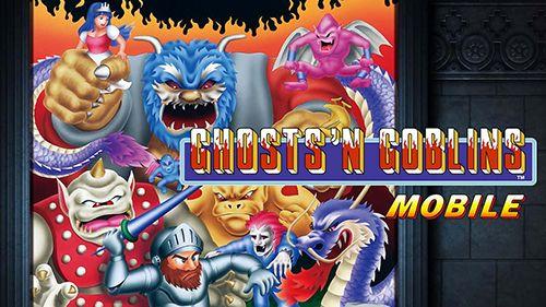 logo Fantasmas y goblins