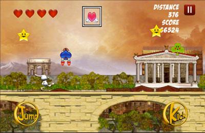 Arcade: download Rabbit Dash to your phone