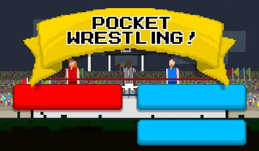 Pocket wrestling! Screenshot