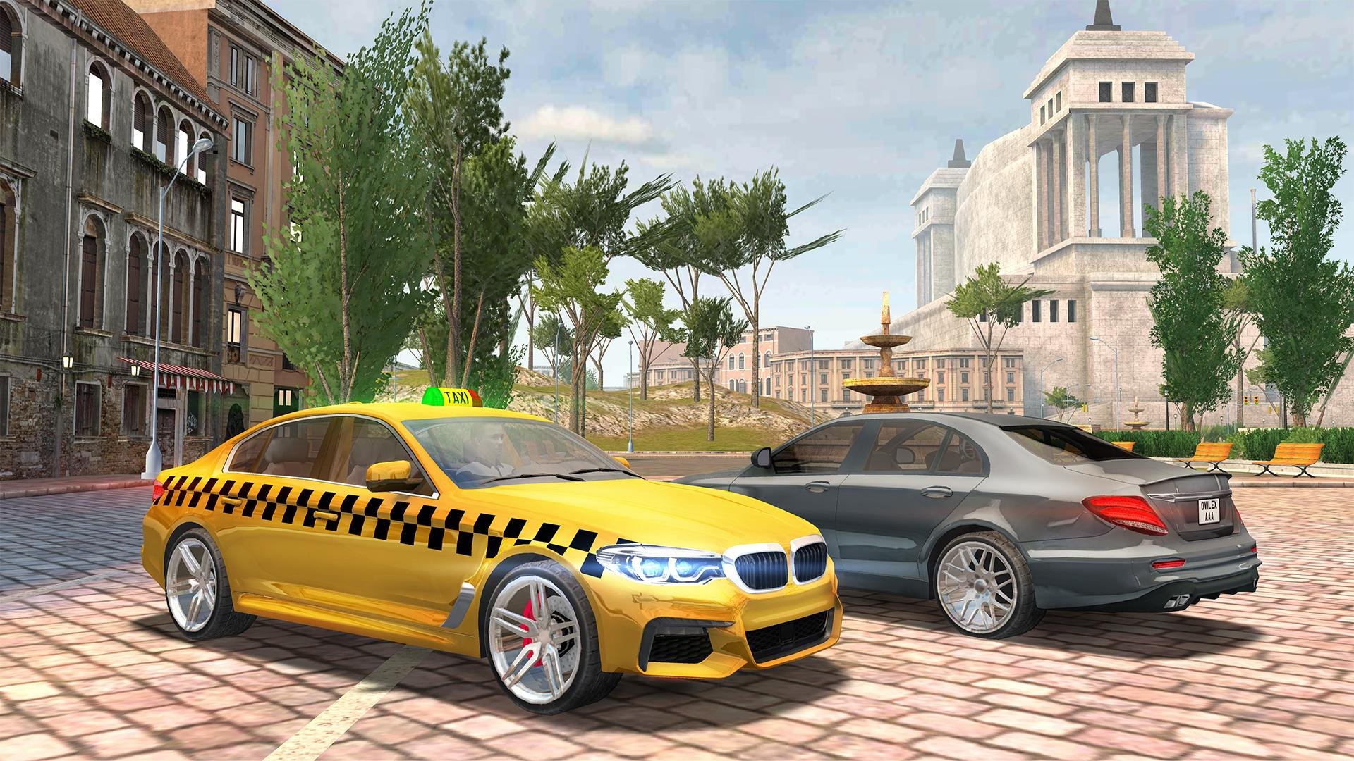 Taxi Sim 2020 screenshot 1
