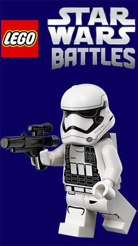 LEGO Star Wars: Battles captura de pantalla 1