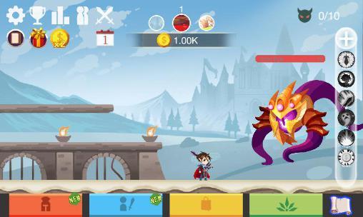 Arcade Tap league HD für das Smartphone