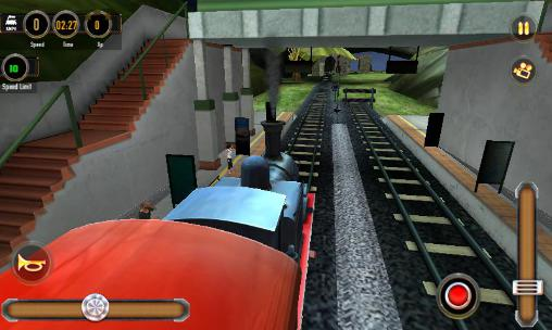 Simulation Train simulator 2016 für das Smartphone