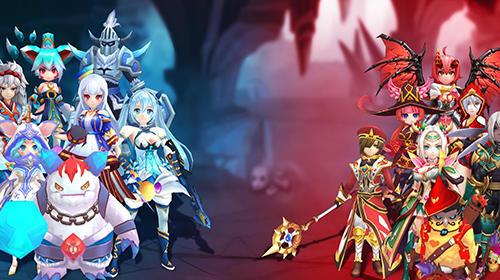 RPG Idle fantasy für das Smartphone