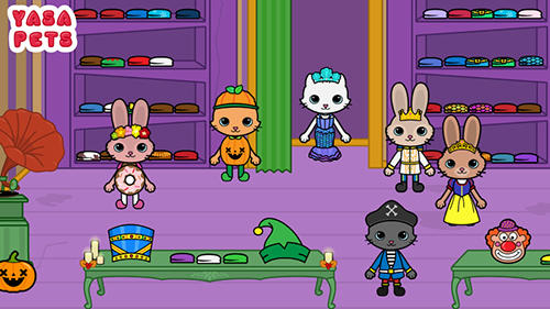 Yasa pets Halloween for Android