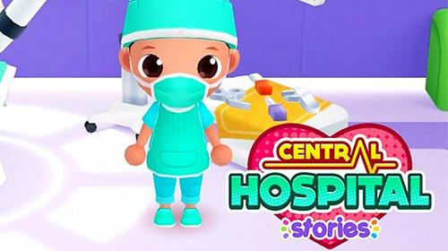 Central hospital stories capture d'écran 1