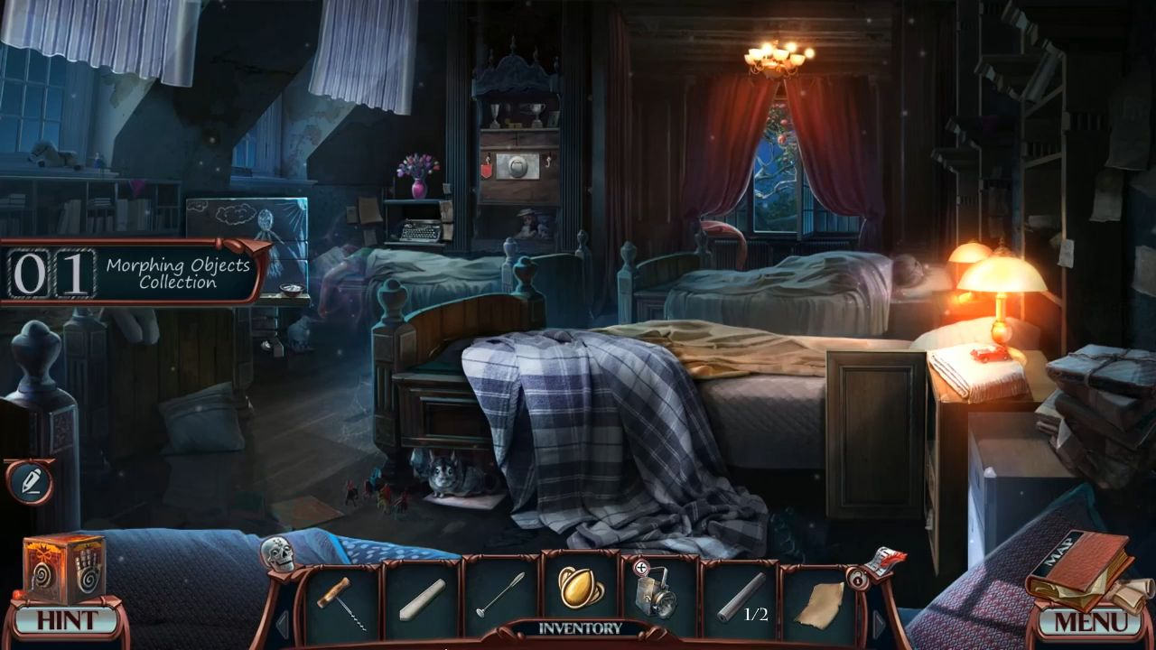 Grim Tales: The White Lady - Hidden Objects für Android