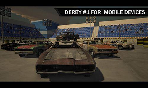 Screenshot Derbywelt auf dem iPhone