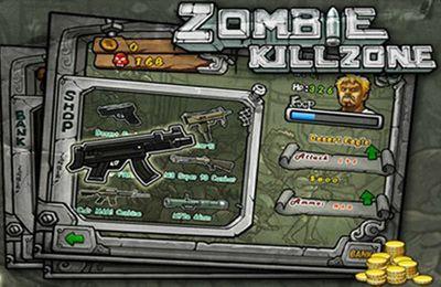 La Zone de l'Extermination des Zombies