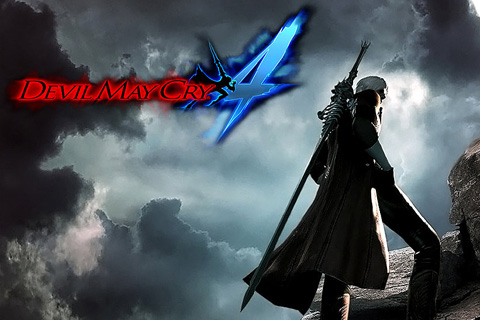 logo Devil may cry 4