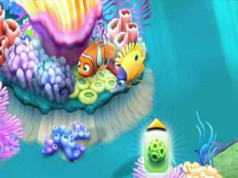O Mundo Subaquático de Nemo em português