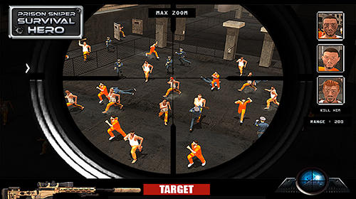 Prison sniper survival hero: FPS Shooter для Android