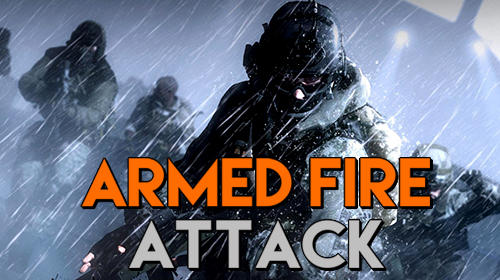 Armed fire attack: Best sniper gun shooting game скріншот 1
