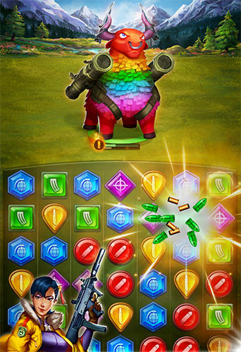 Puzzle combat for Android