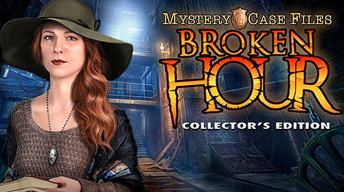 Hidden objects: Mystery case files. Broken hour Screenshot