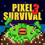 Pixel survival game 3 Symbol