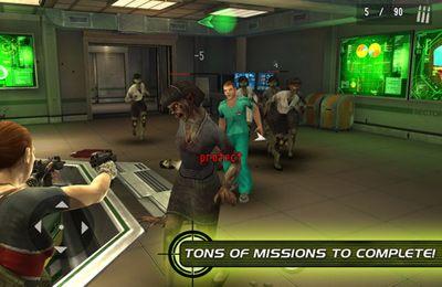 Actionspiele: Lade Auftragskiller: Zombies 2 auf dein Handy herunter