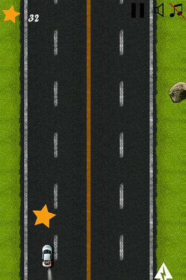 Super highway speed: Car racing para Android