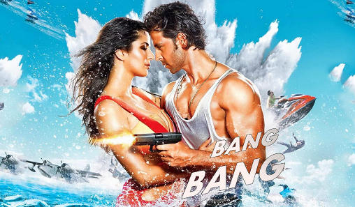 Bang bang! Official movie game icon