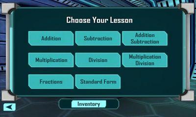Course Math Blaster HyperBlast 2 pour smartphone