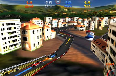 SlotZ Racer 2 HD for iPhone for free