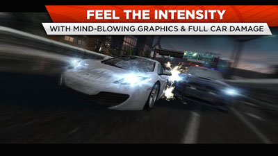 Juegos portados Need for Speed: Most Wanted en español