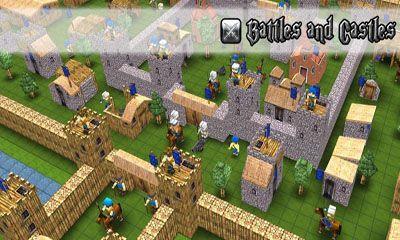 Battles and castles icône