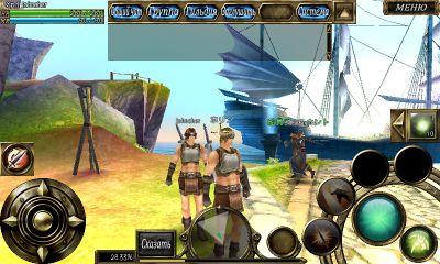 RPG Aurcus Online für das Smartphone