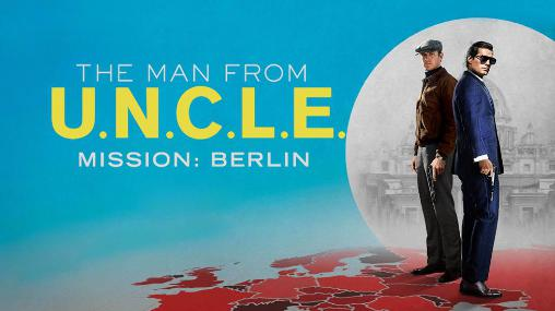 The man from U.N.C.L.E. Mission: Berlin icono