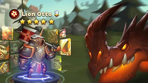 RPG-Spiele Avenger legends für das Smartphone