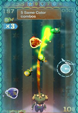 Arcade games: download Mister Frog to your phone