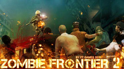 Zombie frontier 2: Survive captura de tela 1