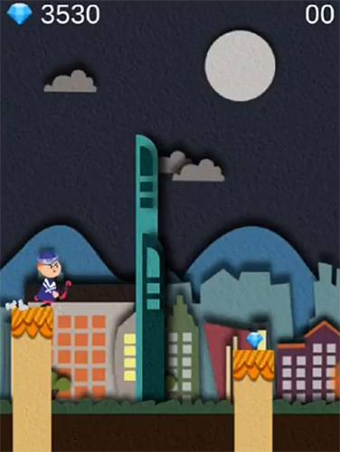 Arrow swings for Android